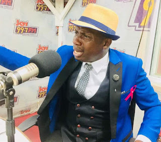 Sakora Men Are Hard To Control. Don't Marry One -  Counselor Lutterodt Warns Single Girls