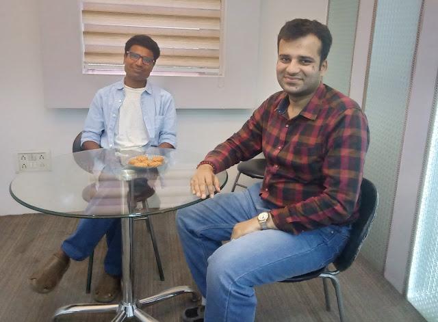 Following an interaction with the director of Paharganj and Gandhi to Hitler, Rakesh Ranjan Kumar