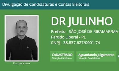 IMPUGNAÇÃO DE CANDIDATURA: Jurisprudências do TSE são favoráveis ao Dr. Julinho – candidato em São José de Ribamar