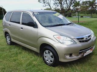 Harga Toyota Avanza Bekas