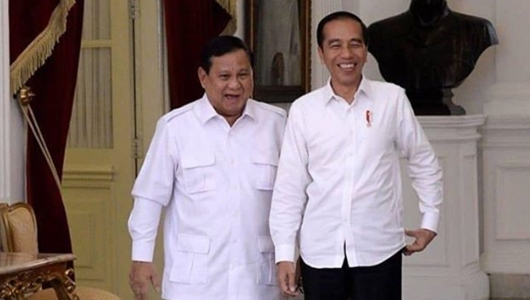 Akhirnya Jokowi Ungkap Alasan Pilih Prabowo Jadi Menteri Pertahanan