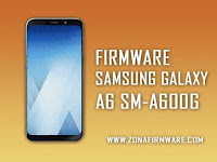 Cara Flash Samsung Galaxy A6 SM-A600G
