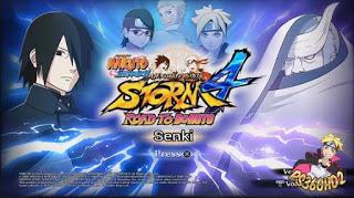 NS Ultimate Ninja Storm 4 Road to Boruto v1.17 Mod Apk