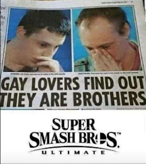 Super Smash Bros Meme