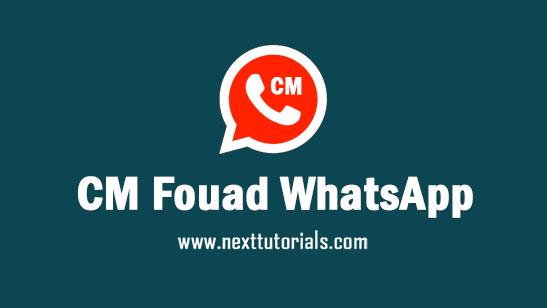 CM Fouad WhatsApp v8.95 Apk Mod Latest Version Anti-Banned,install Aplikasi CM Fouad WA Terbaru 2021,tema fouad whatsapp keren,donwload wa mod anti blokir