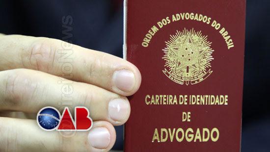 diplomados exercer advocacia carteira oab direito