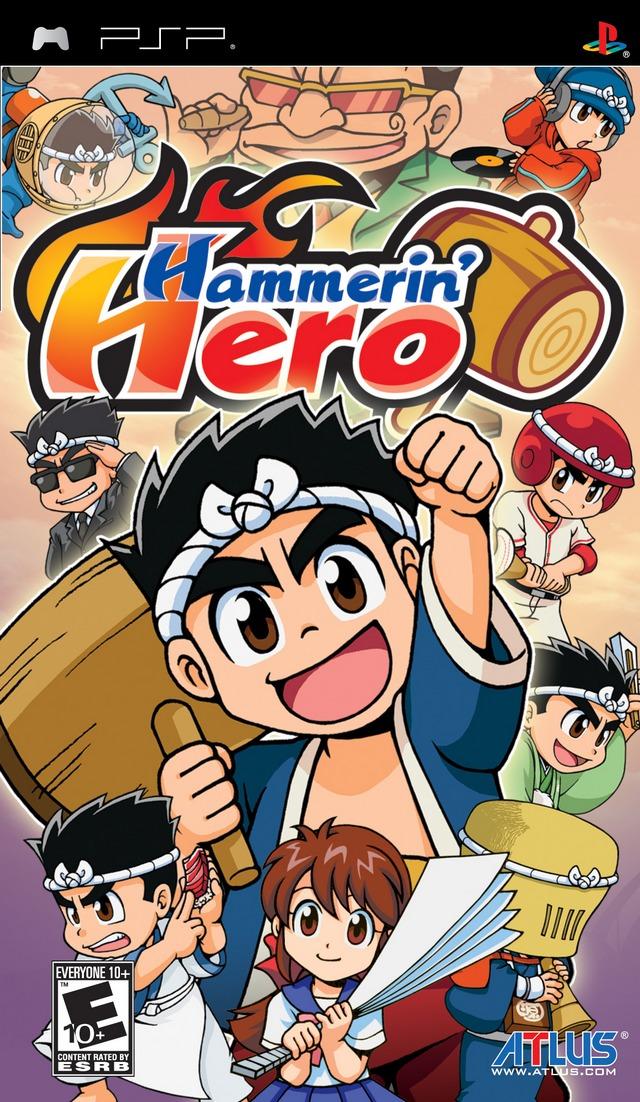 Chokocats Anime Video Games: 2332 - Ikuze! Gen-San (Sony PSP)