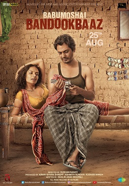 Babumoshai Bandookbaaz (2017) Movie Poster