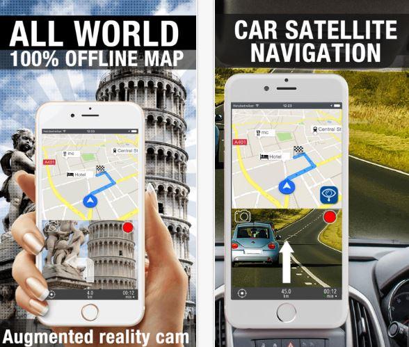 HIGHTECHHOLIC: Offline Map + Car Navigator – Reach Every