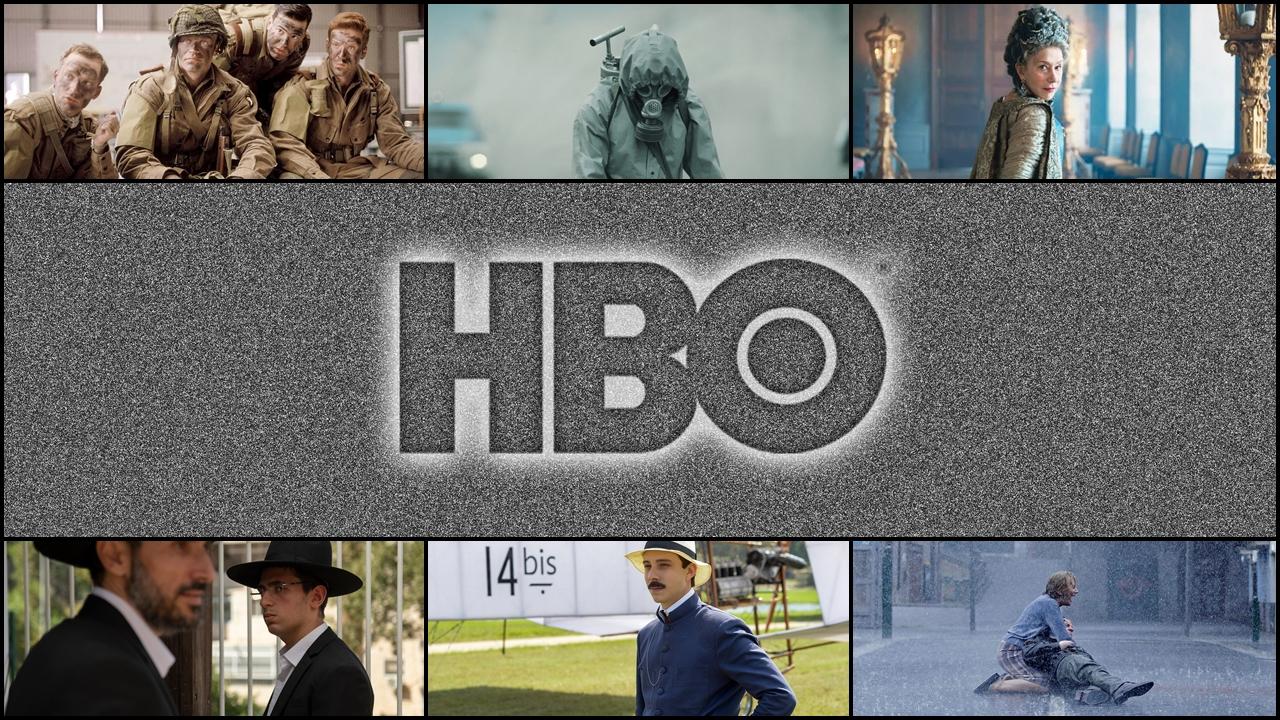07 Séries baseadas em fatos históricos disponíveis na HBO