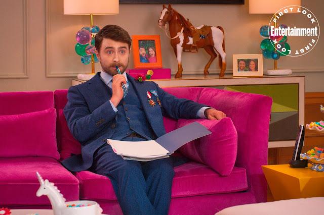 Episódio interativo de 'Unbreakable Kimmy Schmidt' com Daniel Radcliffe será lançado no dia 12! | Ordem da Fênix Brasileira