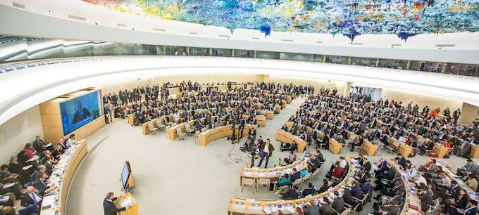 جنيف : في مذكرة إلى مجلس حقوق الإنسان جبهة البوليساريو تؤكد إلتزامها بالمعاهدات الدولية لحماية حقوق الإنسان.