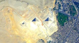 क्या मिस्र के पिरामिड को किसी एलियन परग्रही ने बनाया था -What the Egyptian pyramids were built by aliens any alien -
