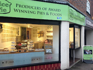 Nice Pie Shop in Melton Mowbray