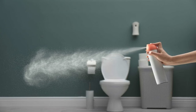 πιθανοί λόγοι που μυρίζει άσχημα το μπάνιο
