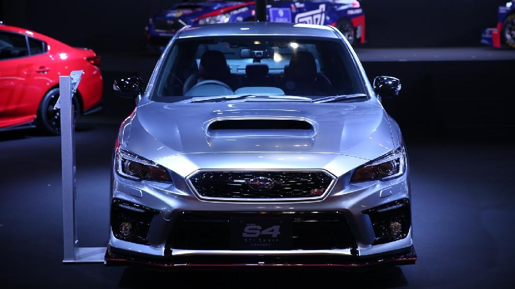 Subaru S Customized Cars At The 2017 Tokyo Auto Salon