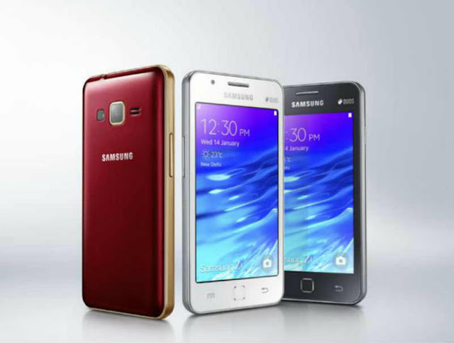 Samsung Z2 Launched In India With Tizen OS