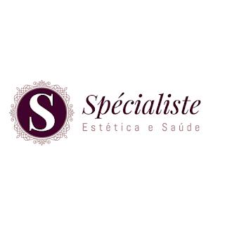 Logotipo criado para Spécialiste Estética e Saúde por Minuta Linguagem Visual
