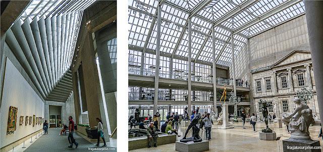 Coleção Robert Lehman e Pátio Charles Engelhard, Museu Metropolitan de Nova York