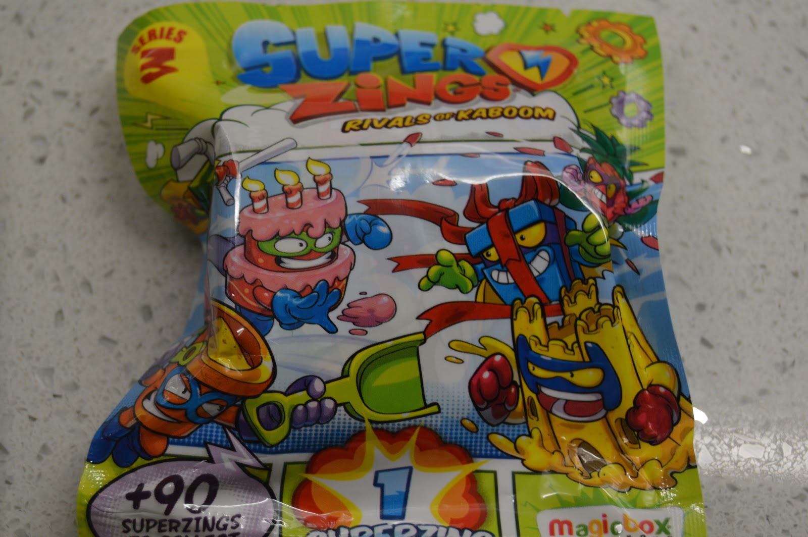 SuperZings - blind bag