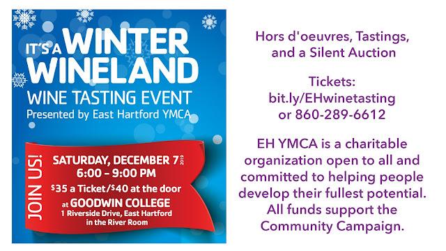 East Hartford YMCA Wine Tasting Event