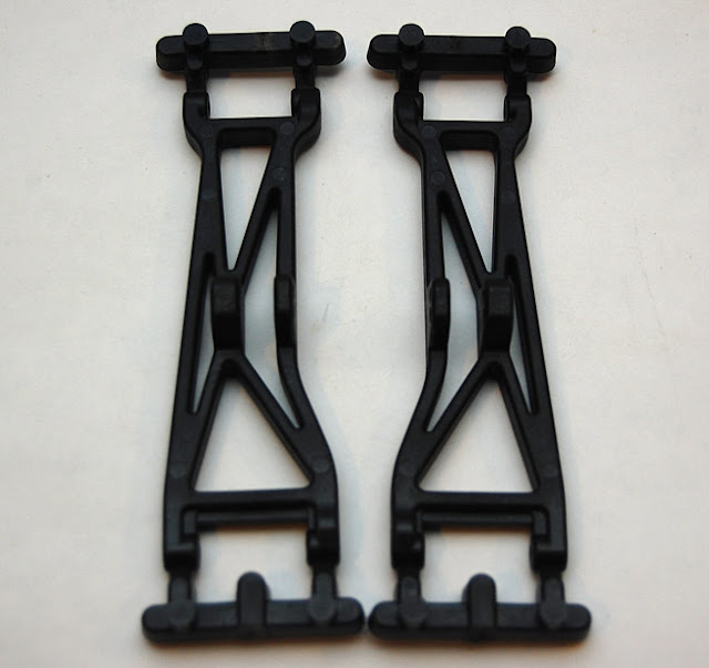 Team Associated SC10 suspension arms