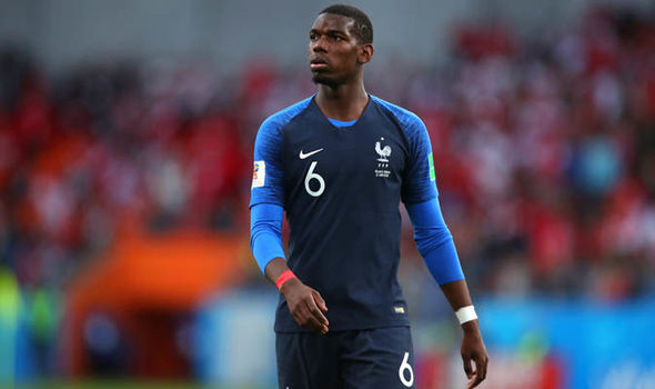 Pogba: Nigeria will be a tough opponents