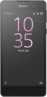 Cara Flashing Sony Xperia E5 F3311 dengan mudah