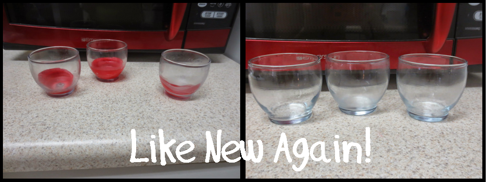 Like New Again: Cleaning out Candle Votives