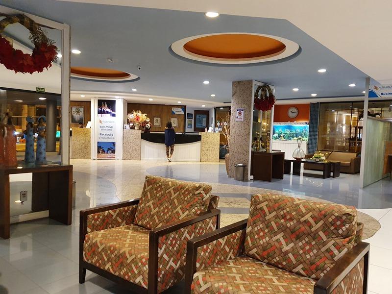 Hotel Aquarios Aracaju
