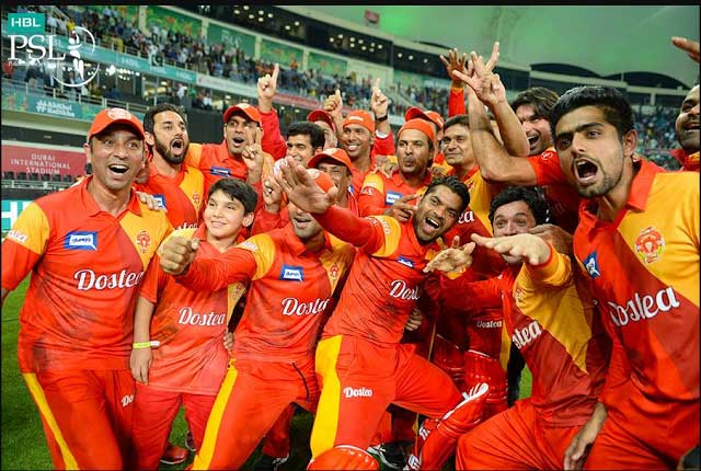 Islamabad united team 2018