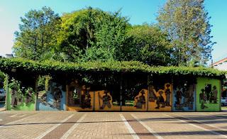 Monumento ao Imigrante, em Nova Prata