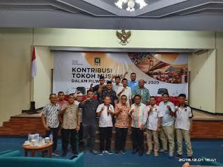 Menuju Pilwako Manado 2020 PKS, PAN, PPP Bentuk Sekretariat Bersama