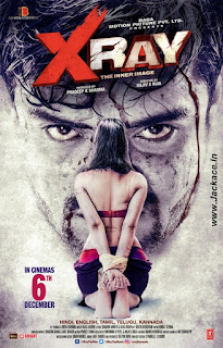 X Ray – The Inner Image First Look Poster 1