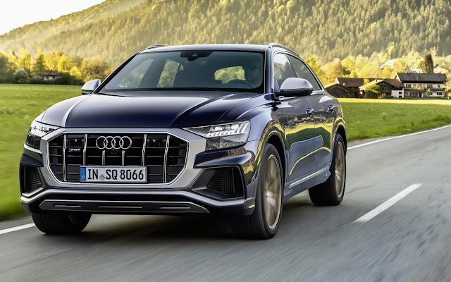 Audi SQ8 2021 V8 TFSI