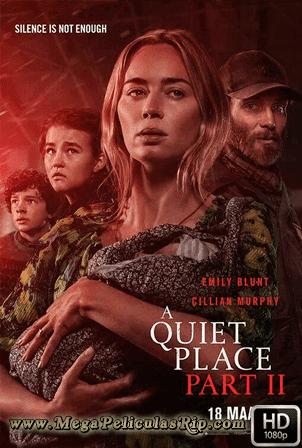 Un Lugar En Silencio: Parte 2 [1080p] [Latino-Ingles] [MEGA]