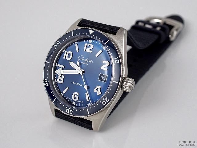 Glashuette Original SeaQ 39.5mm  ref. 1-39-11-09-81-08