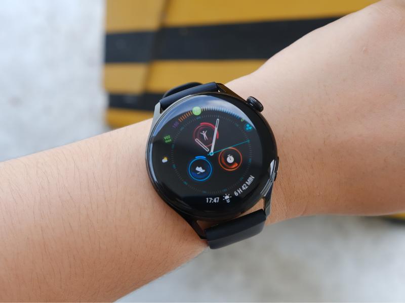 Patty Villegas - The Lifestyle Wanderer - Huawei - Watch 3 - Design