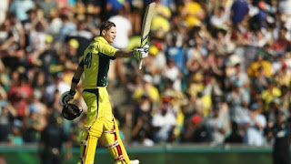 Steve Smith 164 | Martin Guptill 114 - Australia vs New Zealand 1st ODI 2016 Highlights