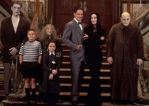 The Addams Family 1991 Humor Keluarga Supranatural Aneh Namun Memikat