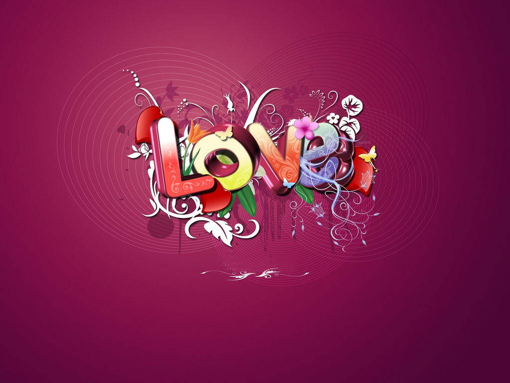 Love wallpapers for pc good days - Love wallpaper background ...