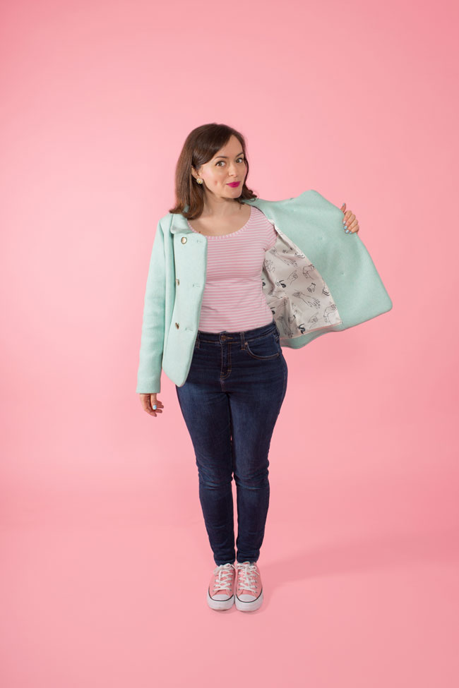 Watson Jacket - Papercut Patterns - Made By Tilly And The Buttons