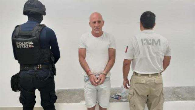 """Interpol arresta en México a un """"peligroso"""" criminal israelí"""