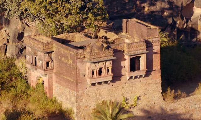 Achalgarh Fort  Tourist Attraction Place Mount Abu Sirohi Rajasthan