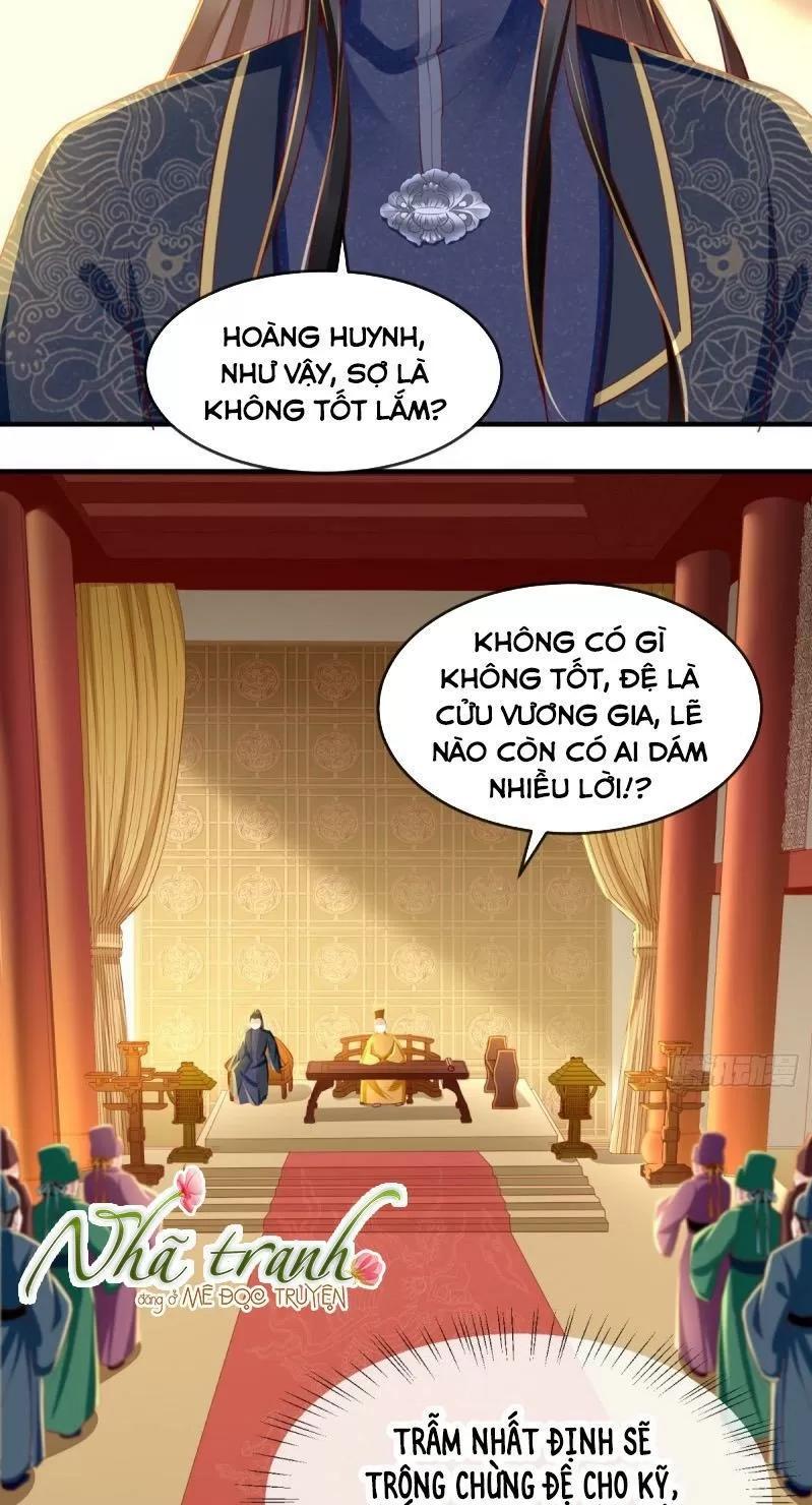 Độc Phi Ngu Ngốc Không Thể Chọc chap 104 - Trang 26