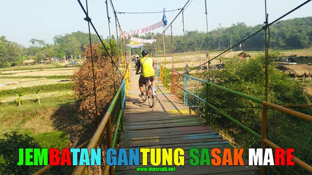 Jembatan Gantung Sasak Mare
