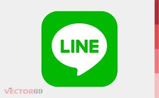 Logo LINE - Download Vector File PDF (Portable Document Format)