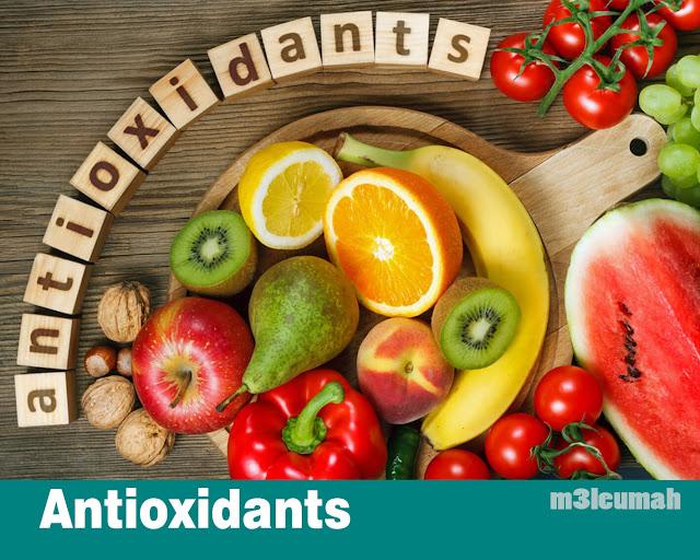 فوائد المكملات الغذائية المضادة للأكسدة