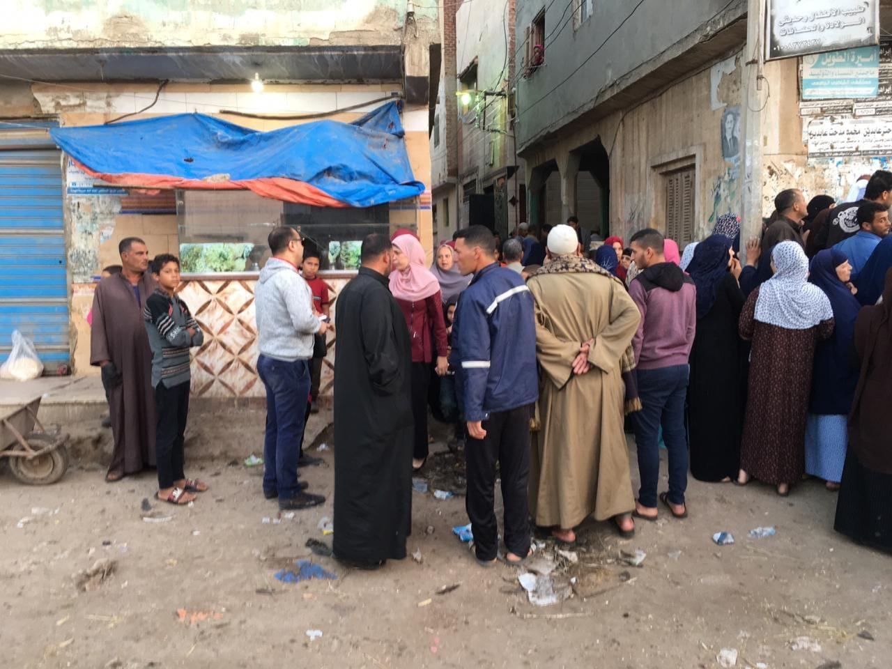 بتوجيهات من المحافظ..حملة مكبرة في مطوبس تضبط مخالفات بالمخابز - (صور) 2
