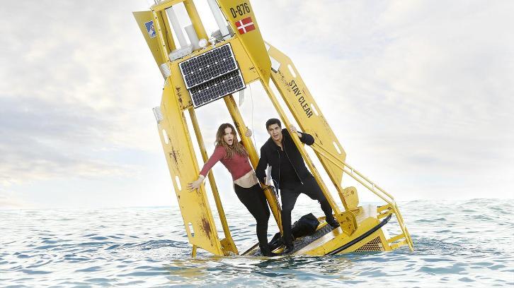 Scorpion - Episode 3.15 - Sharknerdo - Press Release + Cast Promotional Photos